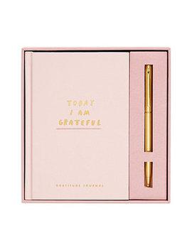 Gratitude Journal With Pen by Kikki.K