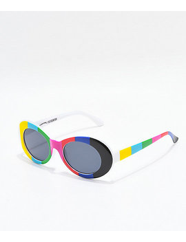 Petals & Peacocks Nevermind Tv Sunglasses by Petals And Peacocks