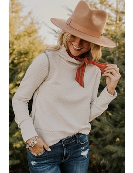 Dixon Textured Pullover by Roolee