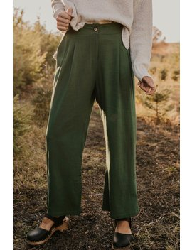 Clover Woven Pant by Roolee