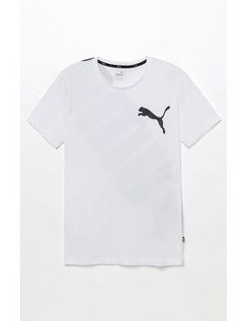 Puma Big Logo T Shirt by Pacsun