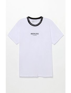 Young & Reckless Classic Rib T Shirt by Pacsun