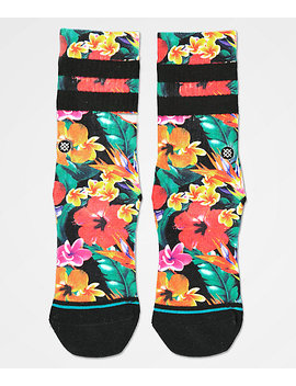 Stance Pau Boys Crew Socks by Stance