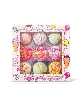 Target Beauty™   Holiday   Pastry Tween Bath Bomb Gift Set   9pc   15.87oz by Target Beauty