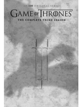 Game Of Thrones: The Complete Third Season [5 Discs] [Dvd] by Generic