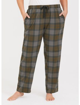 Outlander Tartan Flannel Sleep Pant by Torrid
