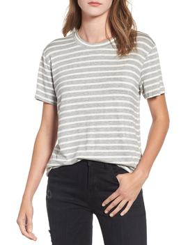 Stripe Tee by All In Favor