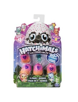 Hatchimals Colleggtibles   4pk by Hatchimals