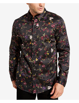 Men's Mystic Floral Shirt by Guess
