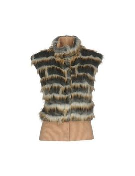 Patrizia Pepe Faux Fur   Coats And Jackets by Patrizia Pepe