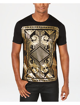 Men's Victorian T Shirt by Guess