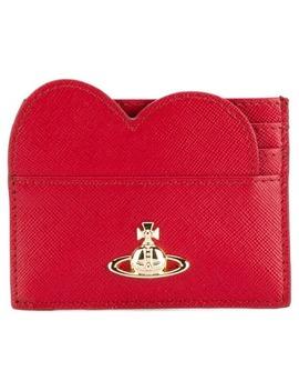 Heart Logo Cardholder by Vivienne Westwood