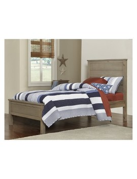 Highlands Alex Panel Bed   Hillsdale Furniture by Shop This Collection