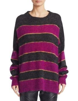 Reece Striped Knit Sweater by Isabel Marant Etoile