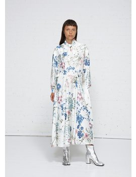 Floral Foulard Dress by Off White