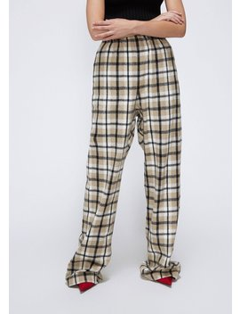 Oversize Leg Pants by Balenciaga
