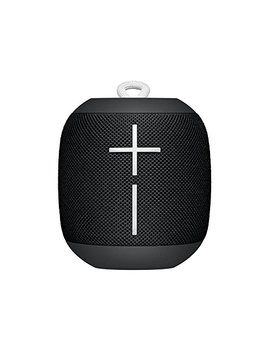 Logitech Ultimate Ears Wonderboom Super Portable Waterproof Bluetooth Speaker   Phantom Black(Certified Refurbished) by Logitech