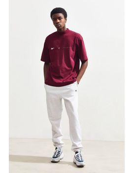 Reebok By Pyer Moss Daytona Mock Neck Tee by Reebok