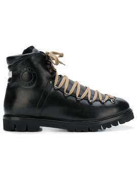 Chack Lace Up Boots by Bally