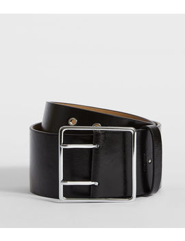 Tatiana Patent Leather Belt by Allsaints