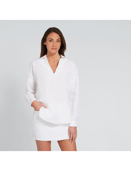 Linen Comfy Shirt by Seed Heritage