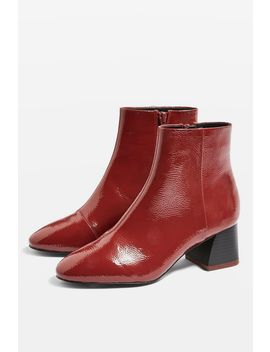 Babe Heeled Boots by Topshop