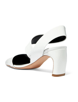 Patent Leather Pumps by Rosetta Getty