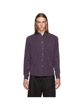 Purple Original Shirt by L'homme Rouge