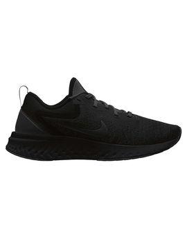 Nike Odyssey React Womens Running Shoes Black / Black Us 6 by Nike
