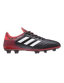 Adidas Copa 18.2 Fg Mens Football Boots Black / White Us 9.5 Adult by Adidas