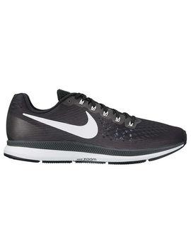 Nike Air Zoom Pegasus 34 Womens Running Shoes Black / White Us 6 by Nike