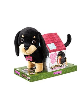 Animagic 'my Wiggling Walking Pup' Called Waggles, Interactive, Real Life Like Dog Toy Which Walks And Barks by Animagic
