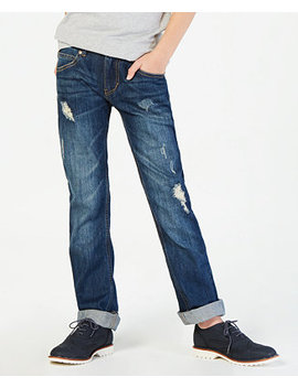 Regular Fit Niagara Stretch Jeans, Big Boys by Tommy Hilfiger