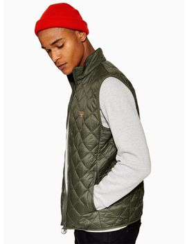 Barbour Beacon Green Gilet by Topman