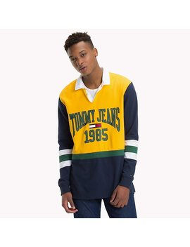 Retro Inspired Rugby Shirt by Tommy Hilfiger