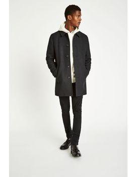 Elmwood Wool Overcoat by Jack Wills