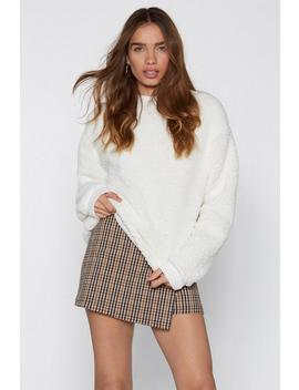 Feel On Baby Knit Sweater by Nasty Gal