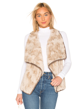 Jack By Bb Dakota Most Valuable Layer Faux Fur Vest by Bb Dakota