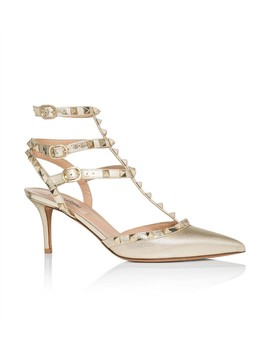 Rockstud Ankle Strap 65 by Valentino