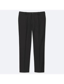 Herren Ezy Stoffhose In 7/8 LÄnge by Uniqlo
