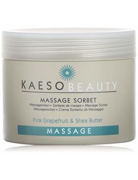 Kaeso Massage Sorbet Body Massage Cream 450 Ml by Kaeso