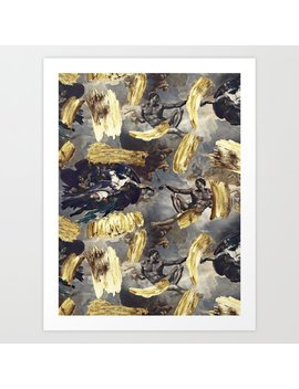 Sistine Chapel Art Print by
