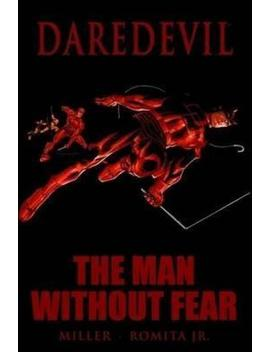 Daredevil: The Man Without Fear by John Romita