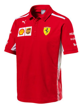 Men's Ferrari Polo by Puma