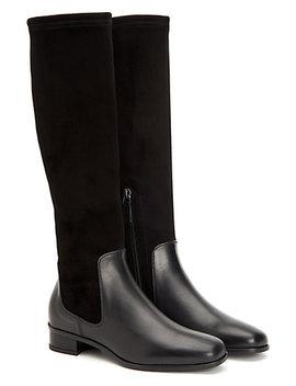 Aquatalia Lina Waterproof Leather Boot by Aquatalia
