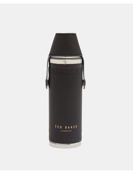Hip Flask And Shot Cups by Ted Baker