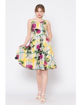 House Of Bloom Dress by Dangerfield