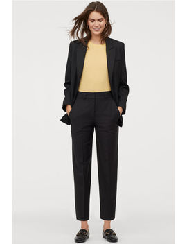 Merino Wool Pants by H&M