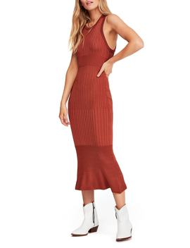Come My Way Body Con Sweater Dress by Free People