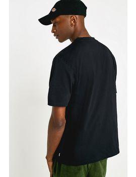 Russell Athletic Jerry Black T Shirt by Russell Athletic